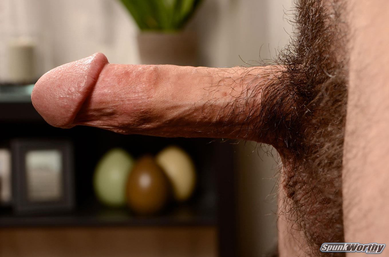 SpunkWorthy-Nevin-Hairy-Young-Marine-Jerking-His-Cock-Amateur-Gay-Porn-10 Straight Young Marine From Texas Jerking His Hairy Cock