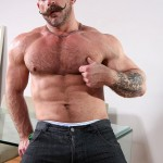 Butch-Dixon-Samuel-Colt-and-Frank-Valencia-Hairy-Muscle-Daddy-Getting-Fucked-By-Latino-Cock-Amateur-Gay-Porn-18-150x150 Happy Fathers Day: Hairy Muscle Daddy Samuel Colt Taking A Big Cock Up The Ass