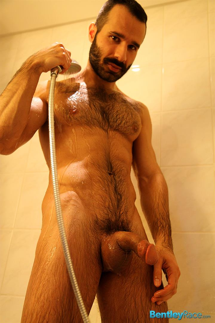 Bentley-Race-Aybars-Hairy-Turkish-Guy-With-A-Huge-Cock-Jerking-Off-Amateur-Gay-Porn-15 Hairy Turkish Guy Aybars Jerking His Thick Cock In The Shower