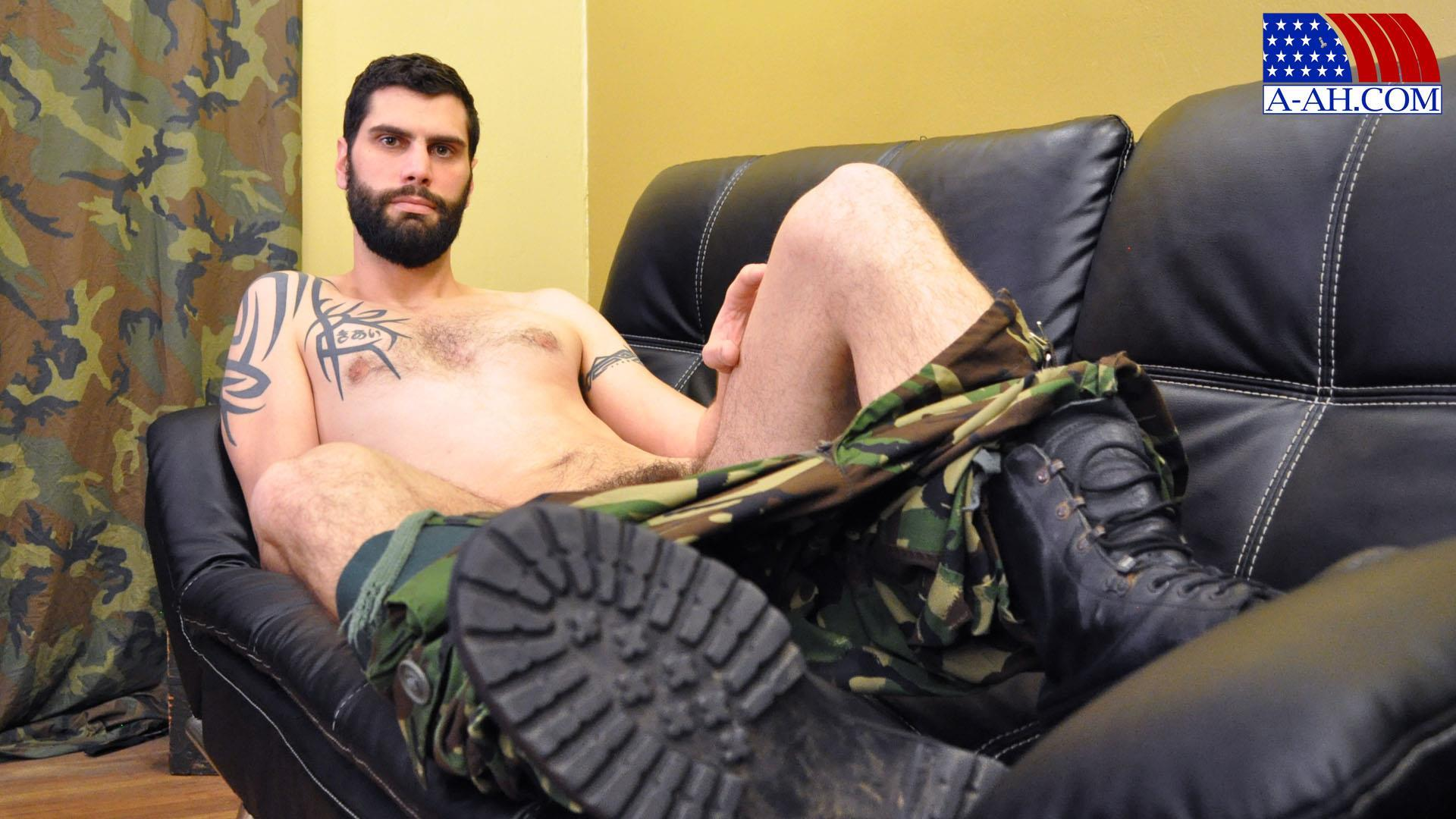 Hard military sex