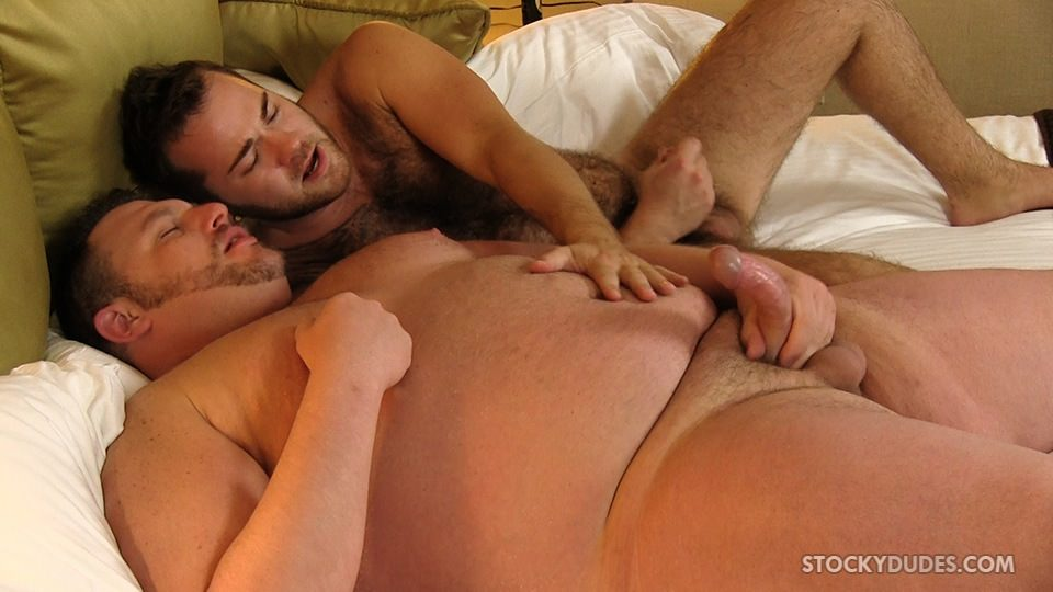 The cub fucking the cougar from behind doggy style Part 9
