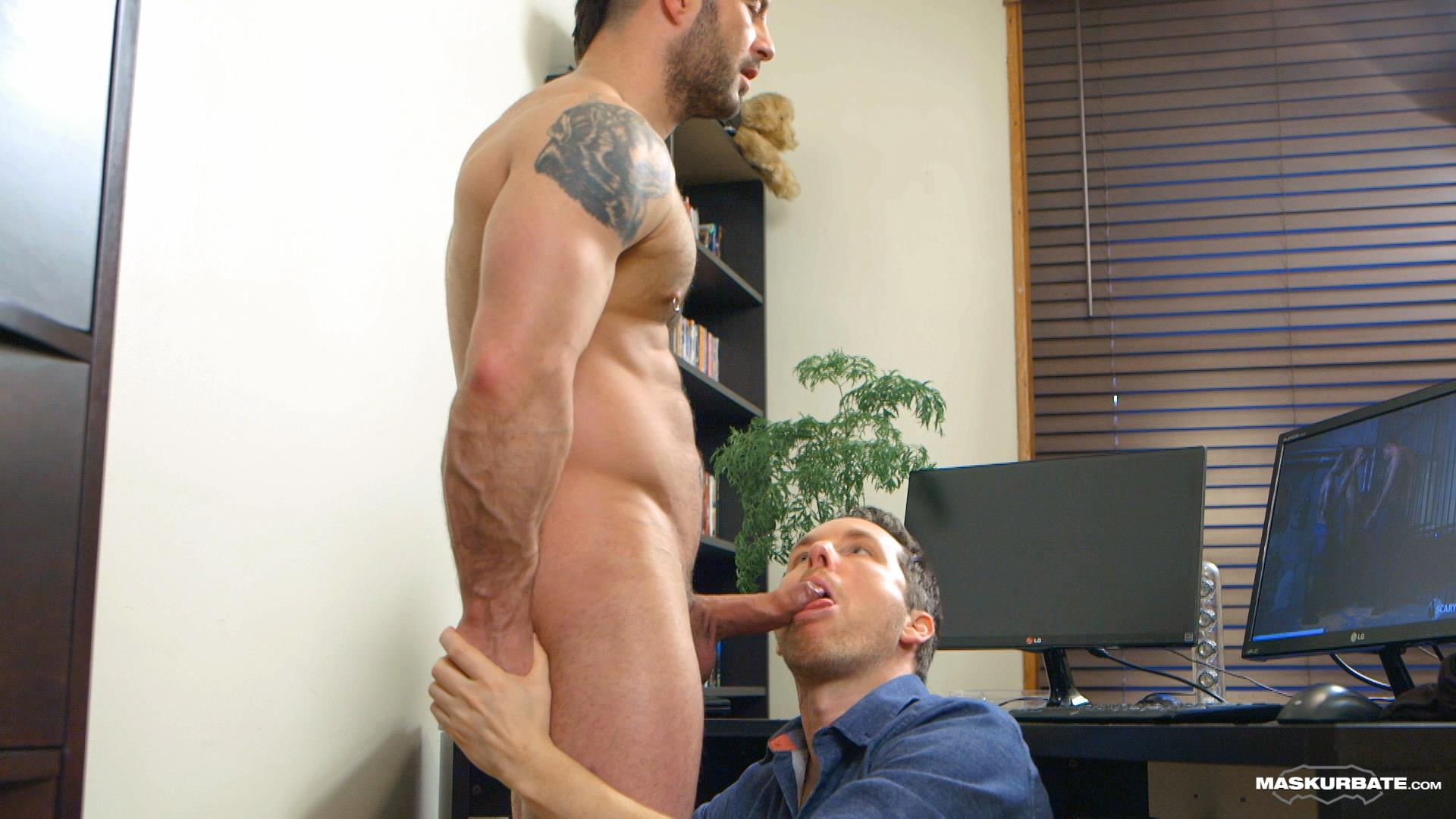 Maskurbate-Manuel-Deboxer-Gets-His-Big-Uncut-Cock-Sucked-Amateur-Gay-Porn-08 Manuel Deboxer Gets His Big Uncut Cock Sucked Off
