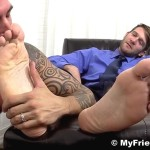 My-Friends-Feet-Colby-Keller-and-Johnny-Hazzard-Jerking-Off-And-Feet-Worship-Amateur-Gay-Porn-10-150x150 Colby Keller Jerks Off While Getting His Feet Worshipped By Johnny Hazzard