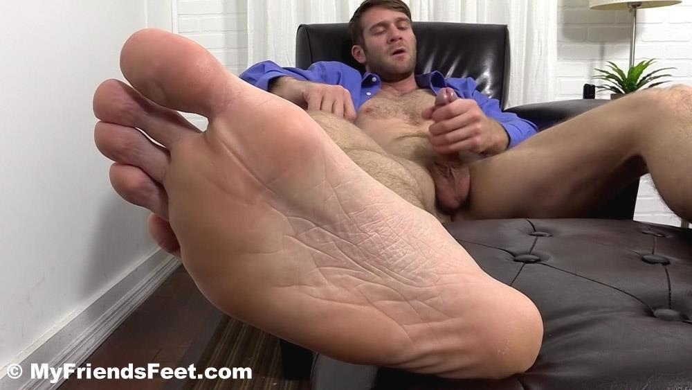 My-Friends-Feet-Colby-Keller-and-Johnny-Hazzard-Jerking-Off-And-Feet-Worship-Amateur-Gay-Porn-18 Colby Keller Jerks Off While Getting His Feet Worshipped By Johnny Hazzard