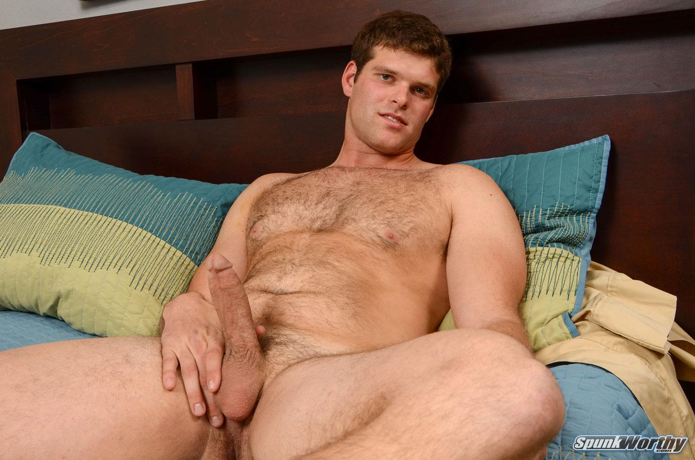 SpunkWorthy-Jake-Straight-Hairy-Navy-Bear-Cub-Jerking-Off-Amateur-Gay-Porn-08 Straight Hairy Navy Bear Cub Jerks His Hairy Cock