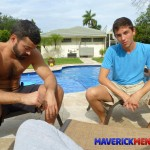 The-Maverick-Men-Drake-Amateur-Bareback-Daddy-Threeway-Amateur-Gay-Porn-04-150x150 The Maverick Men Take Turns Barebacking Young Drake's Ass
