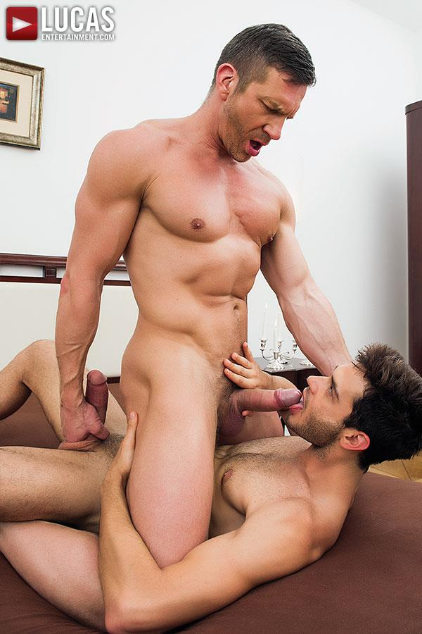 Lucas-Entertainment-Leo-Alexander-and-Tomas-Brand-Huge-Cock-Bareback-Fucking-Amateur-Gay-Porn-02 Lucas Entertainment Debuts Huge Cock Leo Alexander Bareback