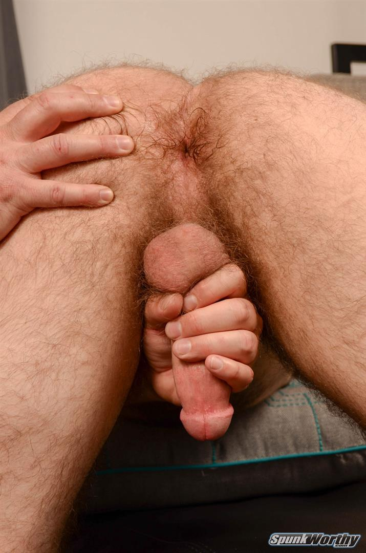 SpunkWorthy-Lance-Hairy-Naked-Marine-Getting-Blowjob-and-Rimmed-Amateur-Gay-Porn-11 Hairy Straight Marine Gets Rimmed and Blown By A Guy