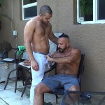Dudes-Raw-Alessio-Romero-and-Mario-Cruz-Bareback-Muscle-Daddy-Latino-Amateur-Gay-Porn-02-150x150 Muscle Daddy Alessio Romero Gets Bred By Mario Cruz