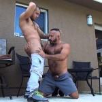 Dudes-Raw-Alessio-Romero-and-Mario-Cruz-Bareback-Muscle-Daddy-Latino-Amateur-Gay-Porn-14-150x150 Muscle Daddy Alessio Romero Gets Bred By Mario Cruz