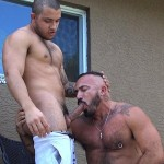 Dudes-Raw-Alessio-Romero-and-Mario-Cruz-Bareback-Muscle-Daddy-Latino-Amateur-Gay-Porn-16-150x150 Muscle Daddy Alessio Romero Gets Bred By Mario Cruz