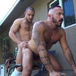 Dudes-Raw-Alessio-Romero-and-Mario-Cruz-Bareback-Muscle-Daddy-Latino-Amateur-Gay-Porn-41-150x150 Muscle Daddy Alessio Romero Gets Bred By Mario Cruz