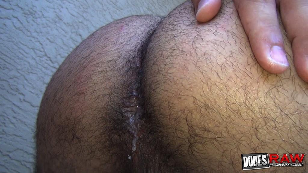 Dudes-Raw-Alessio-Romero-and-Mario-Cruz-Bareback-Muscle-Daddy-Latino-Amateur-Gay-Porn-49 Muscle Daddy Alessio Romero Gets Bred By Mario Cruz