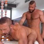 Titanmen-Titan-Hunter-Marx-and-Dirk-Caber-Hairy-Muscle-Daddy-Fuck-Amateur-Gay-Porn-35-150x150 Dirk Carber Gets Fucked Hard By Another Muscle Daddy With A Thick Cock