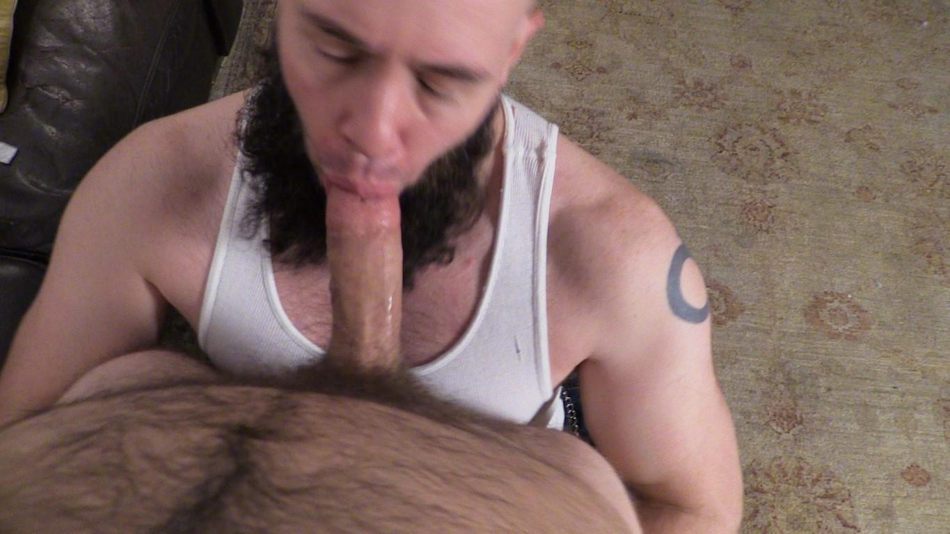 Super hairy gay black boy dick sex dave