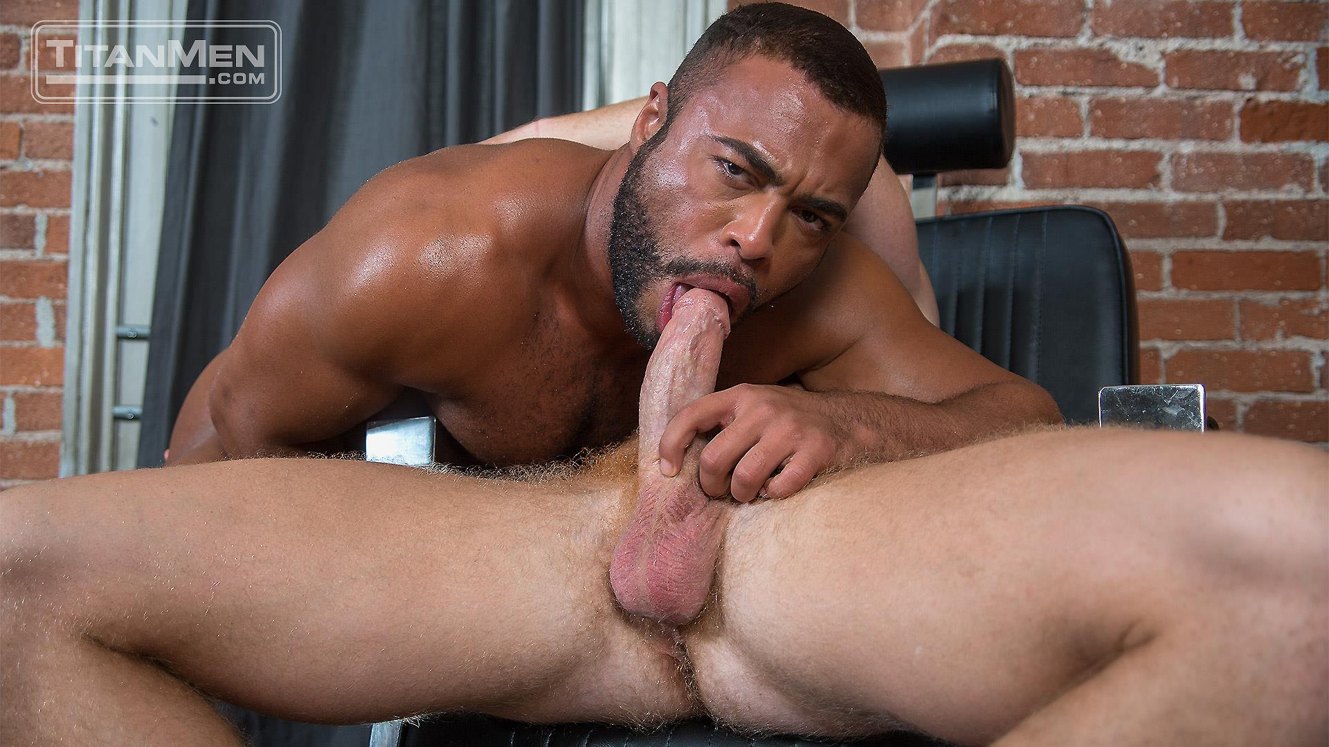 TitanMen-Micah-Brandt-and-Bennett-Anthony-Interracial-Muscle-Hunks-Flip-Fucking-Amateur-Gay-Porn-06 Micah Brandt and Bennett Anthony Flip-Fucking With Their Big Dicks
