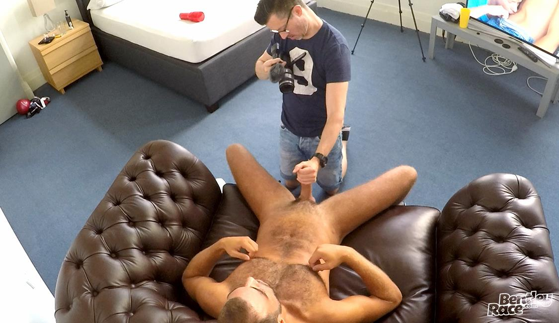 Bentley-Race-Layton-Charles-Hairy-Guy-With-A-Big-Uncut-Cock-Jerk-Off-41 Hairy English Guy With A Big Uncut Cock Jerks Off For The Camera