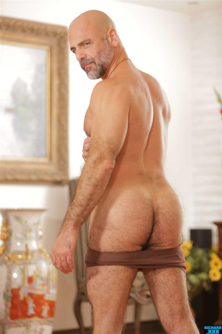 Richard-XXX-Adam-Russo-and-Casey-Everett-Muscle-Daddy-Thick-Dick-Bareback-Video-02 Hairy Muscle Daddy Adam Russo Bareback Fucking Casey Everett