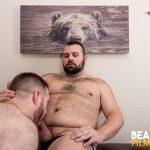 Bear-Films-Rex-Blue-and-John-Thomas-Chubby-Hairy-Bear-Getting-Fucked-Bareback-Video-10-150x150 Bear Films: John Thomas Barebacks Hairy Chubby Bear Rex Blue