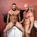 Men-Over-30-Killian-Knox-and-Sean-Harding-Bareback-Fucking-Public-Glory-Hole-08-150x150 Bareback Flip Fucking At A Public Glory Hole Restroom